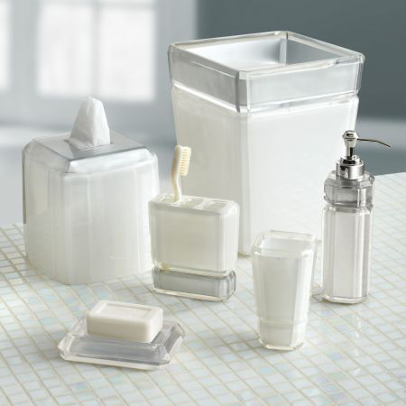 Add A Modern Touch To Your Bathroom With The Barron Bathroom Acces