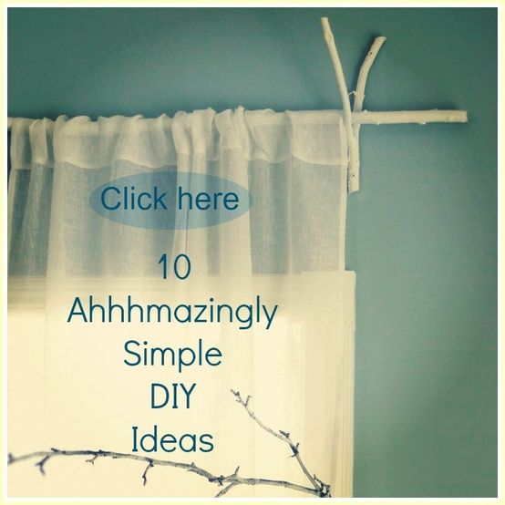 10 DIY ways to decorate in your home- fabulously easy designer trade secrets