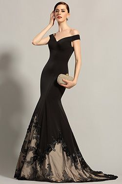17 Best images about Fantastic Black Dresses on Pinterest | Prom ...