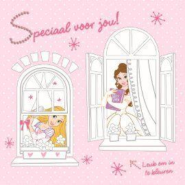 Speciaal voor jou een echte prinsessenkaart! #Hallmark #HallmarkNL #Disney #prinsessen