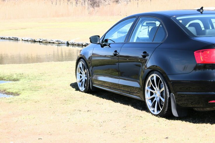 2011 MK6 Volkswagen Jetta SE, Ace Convex wheels, Jay Savage