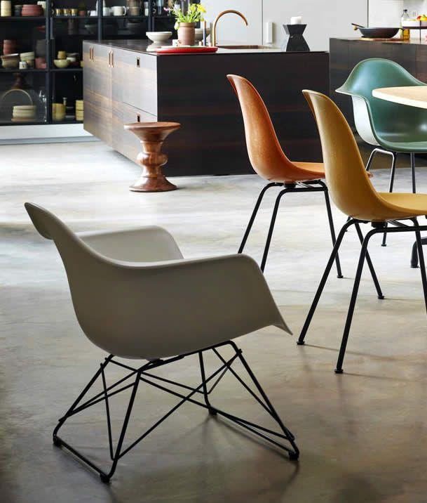Vitra Eames Plastic Armchair Lar Bugholzstuhle Stuhl Klassiker Design