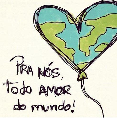 Meu amor, eu concordo completamente com essas palavras !!! Vamos saúde voltarão em breve para você !!!! Eu te amo muito e esperar !!! Para nós, todo o amor do mundo !!!!