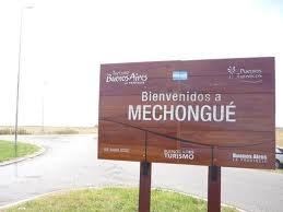 acceso al pueblo desde la ruta 88