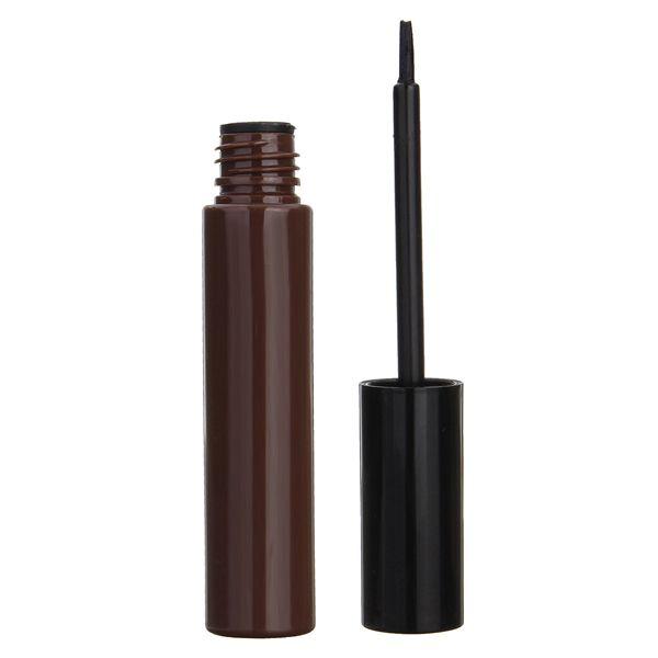 Resistente al agua cáscara de cejas tinte en gel de larga duración de maquillaje forro ceja cejas crema gris marrón oscuro