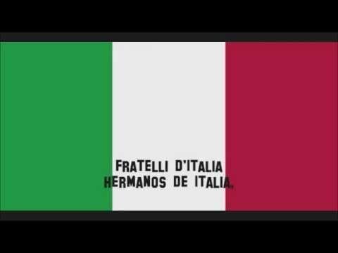 Himno de Italia en ESPAÑOL y en ITALIANO - YouTube