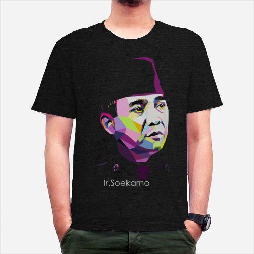Ir Soekarno dari Tees.co.id oleh Dzakymon