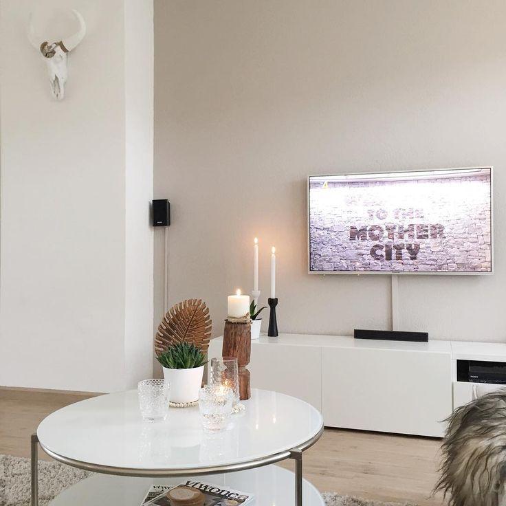 Meteen een warm gevoel in je huiskamer met Flexa Creations kleur Urban Taupe