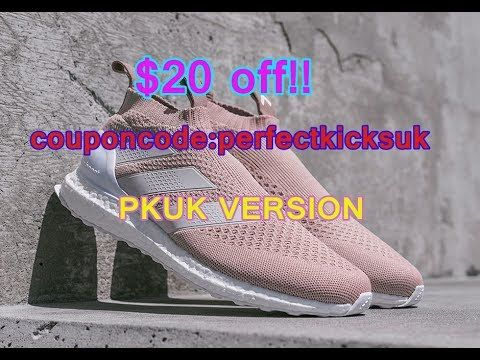 PKUK!ADIDAS X KITH ACE 16+ PURECONTROL ULTRA BOOST REVIEW from