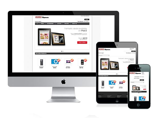 Responsive themes.which work on PC, Mobile and tablet seamlessly.