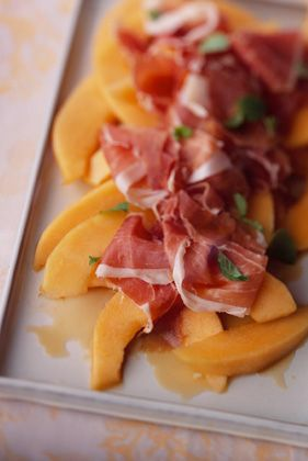 Prosciutto and Melon Salad — Jamie and Bobby Deen — Recipes, Blogs, Podcast and Videos
