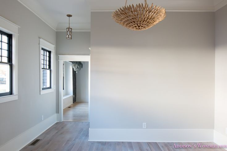 Our Family Room Post Construction Reveal Light Grey