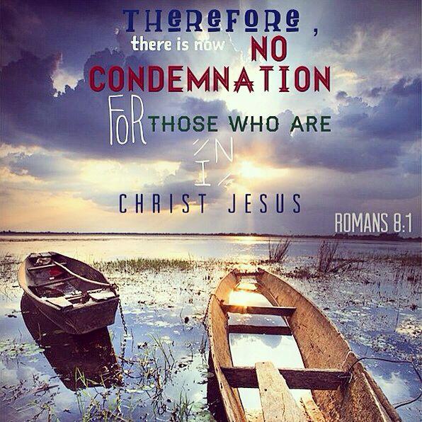Romans 8:1: