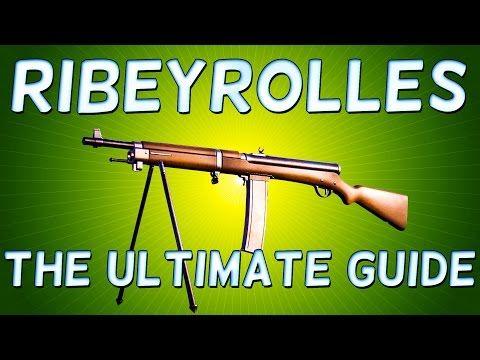 Battlefield 1 RIBEYROLLES 1918 FACTORY! A NEW GUN for the ASSAULT Class and TIPS to QUICKLY Unlock! - http://freetoplaymmorpgs.com/battlefield-1-online/battlefield-1-ribeyrolles-1918-factory-a-new-gun-for-the-assault-class-and-tips-to-quickly-unlock