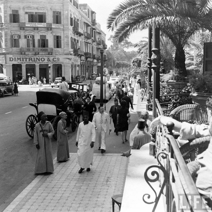 Egypt in the 1940s, Life Magazine
