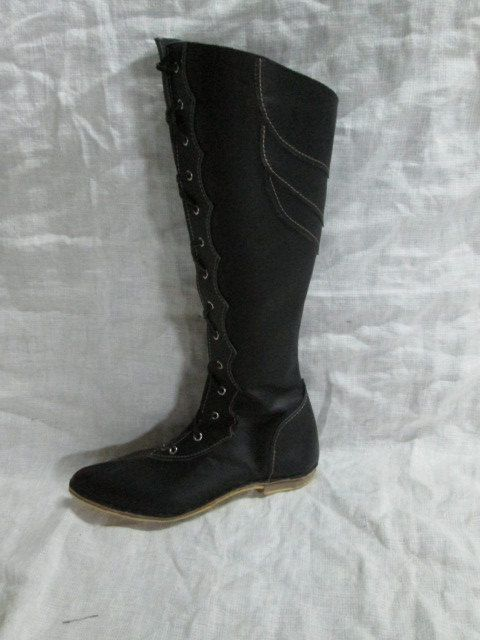 Elven shoes by Masterbogdan on Etsy