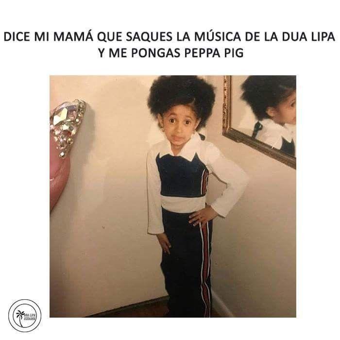 Pin By Z I N N I A On Facebook En Espanol Cardi B Memes Popular Memes Most Popular Memes