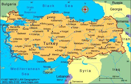12. Turkey