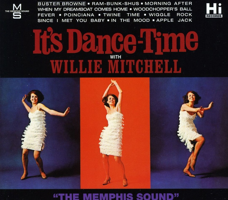 Image result for willie mitchell its dance time new vinyl art