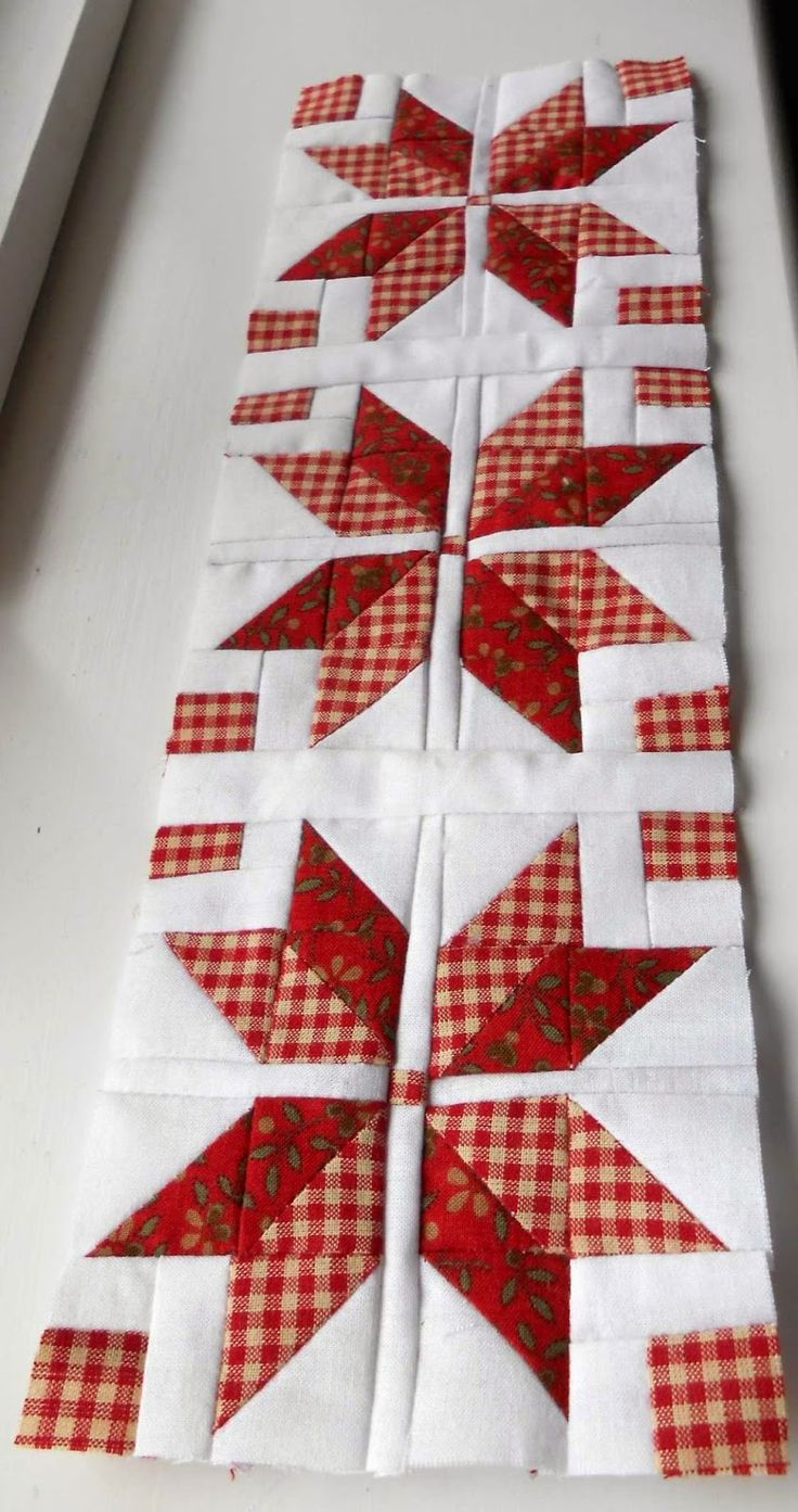 The Patchsmith: Nordic Mini Quilt Sew Along