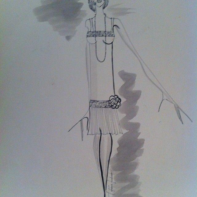 fashion illustration illustration illustrazione fashion illustrazione croquis