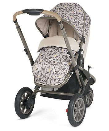 Mothercare Xpedior Pram and Pushchair Travel System - Tusk Special Edition - prams & pushchairs - Mothercare