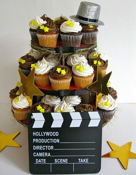 hollywood themed parties ideas | Hollywood Party - Oscar Party - Hollywood Theme Party