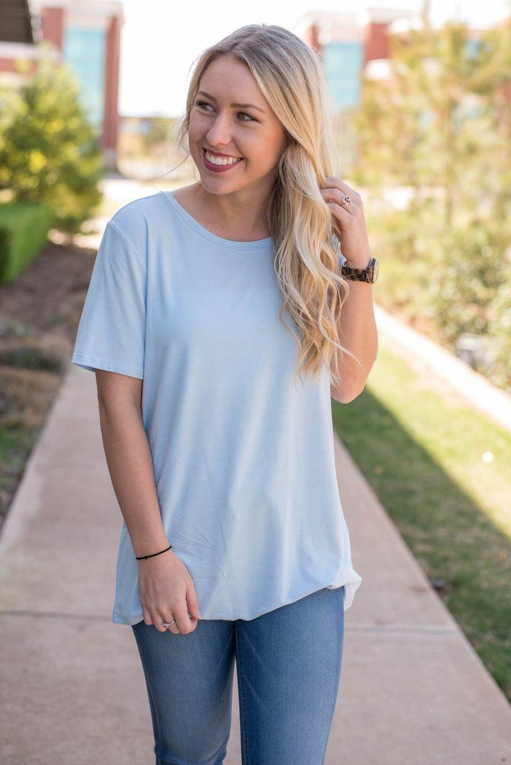 Piko classic t-shirt light blue 162