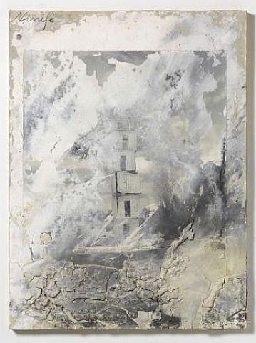 Anselm Keifer - Ninife - 2008 - Paintings - Galerie Thaddaeus Ropac