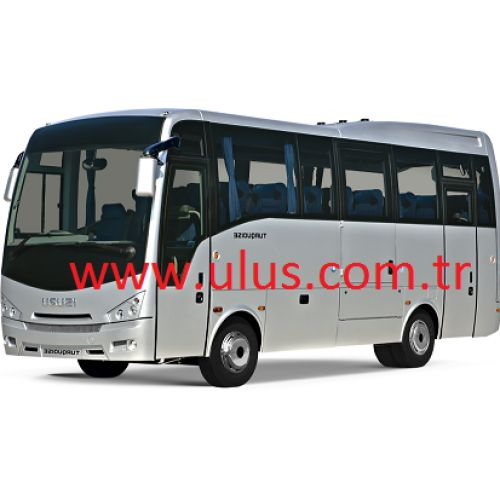 Isuzu Turkuaz Bus 4HK1 Engine overhaul spare parts