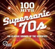 100 Hits: Supersonic 70s [CD]