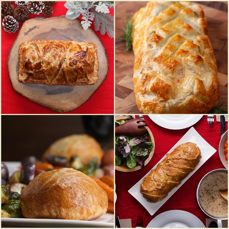 Beef Wellington For Two Recipe by Tasty in 2020 | Recipes ...