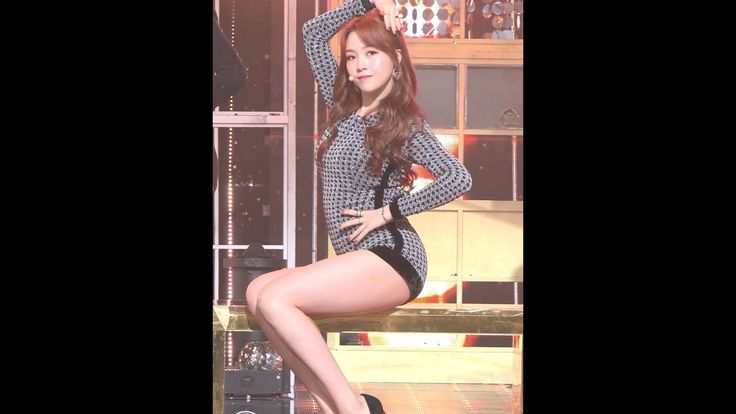 [MPD직캠] 걸스데이 민아 직캠 I'll be yours Girl's Day MinAh Fancam @엠카운트다운_170406