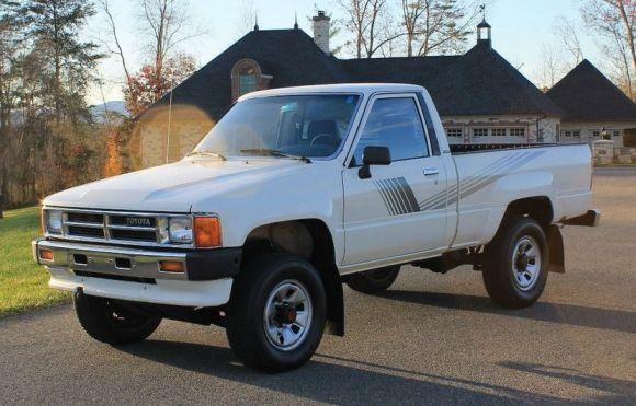 1987 Toyota Pick-up 4X4