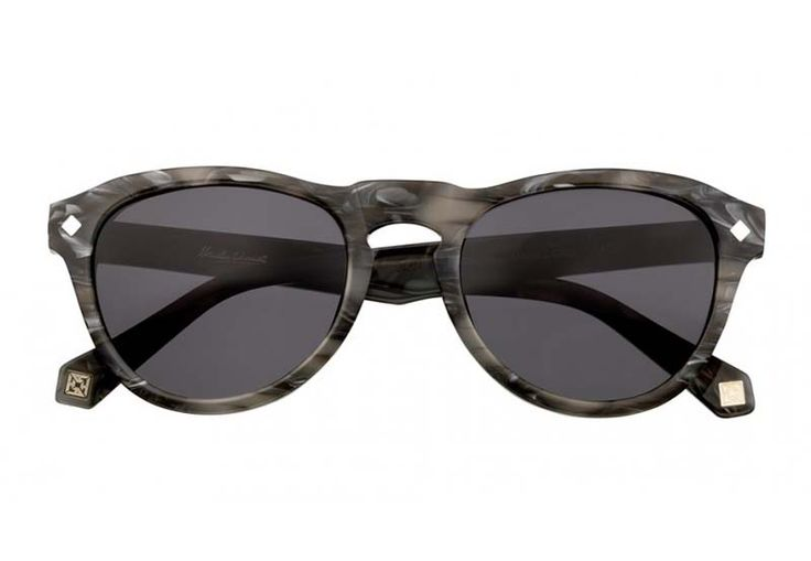 #THANKSDAD: OUR TOP 10 COOLIST FOR FATHER'S DAY - Warwick Grey Tort Signature Sunglasses from Hardie Aimes