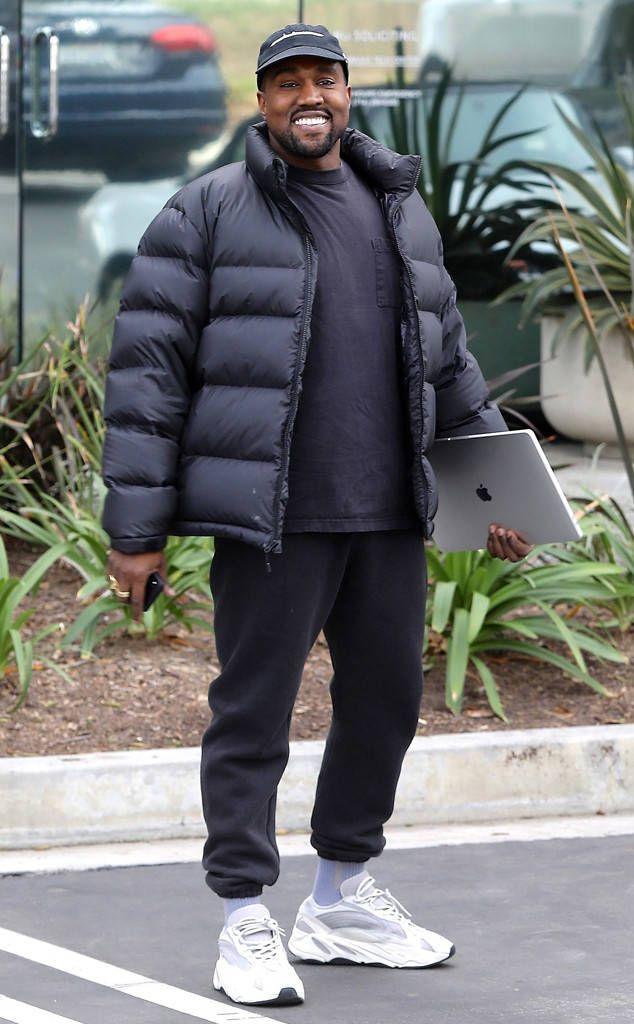 Kanye West X The North Face Kanye West Outfits Kanye West Style Yeezy Fashion