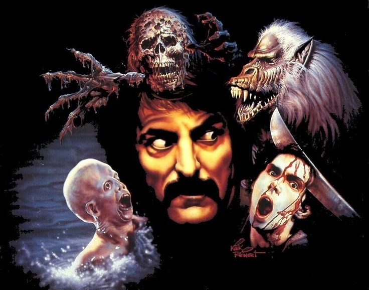 Tom Savini is our guest hosts nomination for the Hall Of Fame.  Tom is one of the most respected special make-up effects artists in the movie business, as well as being an accomplished actor, stuntman, and Director.  Hear us talk about him in Podcast #34.  Tom was nominated by David 'Ramrod' Rogers.