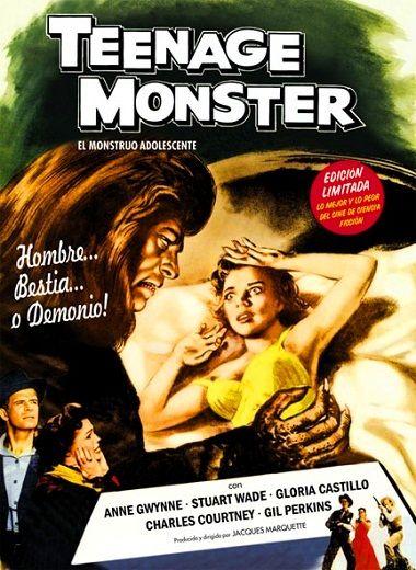 El monstruo adolescente (1958)