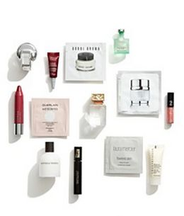 Sisley Paris gift with purchase - 18 pcs Sisley Paris free gifts + 4 surprise samples w/$450 purchase