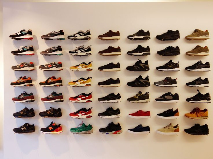 Sunika, the store for all you sneaker freaks. Amsterdam West | Bilderdijkstraat