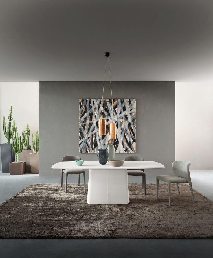#Karol, grazie all'imbottitura, è una sedia comoda ed anche molto elegante, per una #ItalianHome indimenticabile! http://www.alfdafre.it/it/prodotto/105.aspx