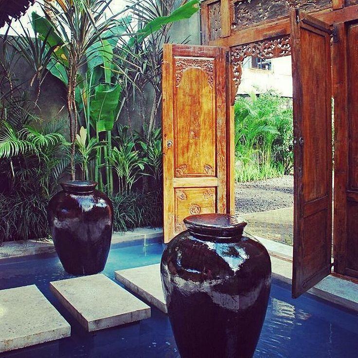 Villa Jam entry pond. By Bali Landscape Company http://ift.tt/1QzTwns #landscape #landscapedesigner #landscapearchitecture #gardenlovers #taman #tropicaldesign #tropicallandscape #balilandscaper #landscape #landscapecontractor #gardendesignmag #landscape_review #gardenideas #gardenlovers #tropicaldesign #tropicallandscape #garden #gardenideas #gardeninspiration #instagarden #gardendesign #landscapedesign #pot #waterfeature #Regrann from @antonjclark