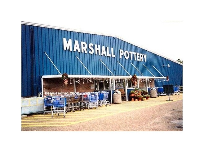Marshall Pottery in Marshall, TX. loved going there with my family.