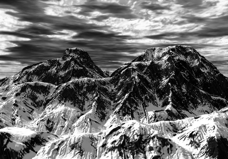 Ansel adams black and white photography