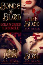 Cora's Choice Vampire Series | Jeans Book Reviews