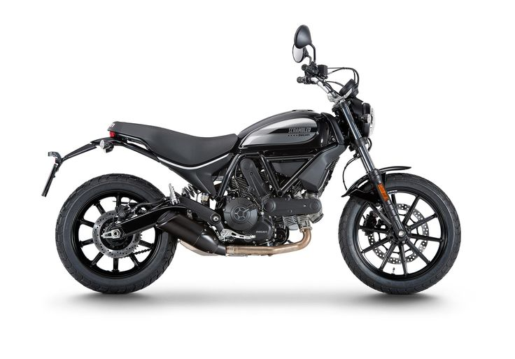 2017 Ducati Scrambler Sixty2