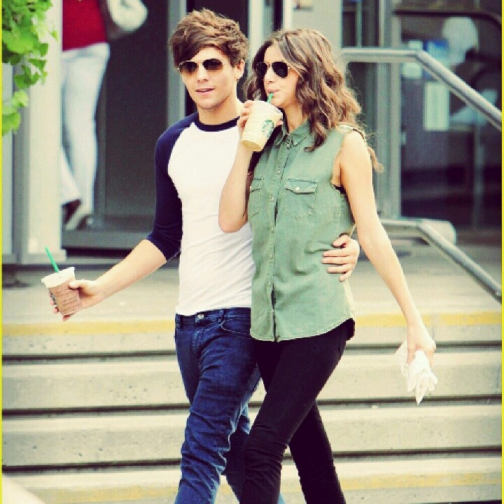 Eleanor Calder and Louis Tomlinson= Elounor ♥♥♥