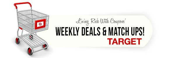 Target Coupon Match Ups - Week of 9/29 - www.livingrichwit...