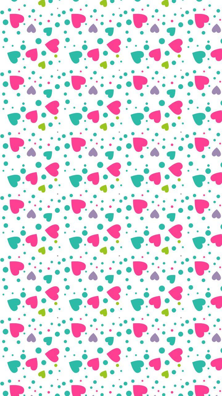We heart it wallpaper - Pattern On We Heart It