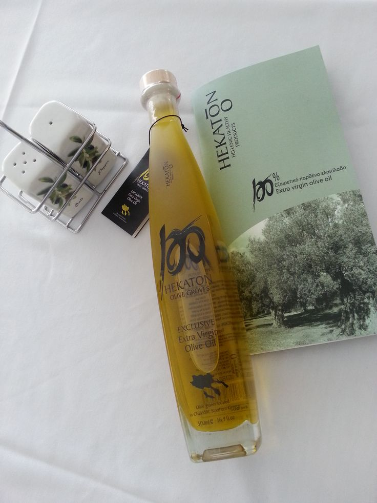 Hekaon Olive Grove is an exclusive extra virgin olive oil
